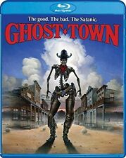 Ghost Town (2015, REGION A Blu-ray New)