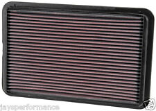 KN AIR FILTER (33-2064) FOR VAUXHALL MONTEREY 3.5 1998 - 1999