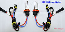 H11 5000K 35W HID Xenon Replacement 2 Bulb for Headlight Head lamps Light White
