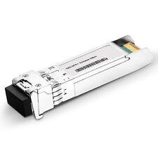Avaya Nortel AA1403013-E6 Compatible 10GBASE-ER SFP+ 1550nm 40km DOM Transceiver