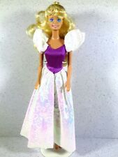 DRESSED BARBIE DOLL 1989 MY FIRST EASY TO DRESS PRINCESS