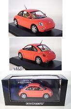 Minichamps 1/43 VW Volkswagen Beetle rot OVP #4850