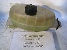 Opel Vivaro 1,9 DTI CDTI Ausgleichsbehälter Kühlwasserbehälter Kühlung