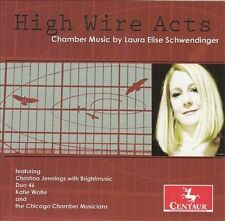High Wire Acts, New Music