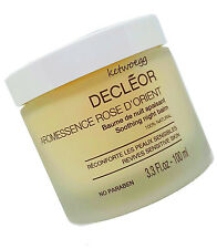 DECLEOR AROMESSENCE ROSE D'ORIENT SOOTHING NIGHT BALM 100ML NO PARABEN FREE P/P