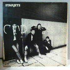 STARJETS - GOD BLESS THE... LP RARE 1979 OZ PROMO PRESS - IRISH POWER POP PUNK