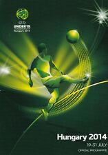 * 2014 UEFA UNDER 19's CHAMPIONSHIPS FINAL (HUNGARY - JULY 2014)) *