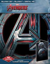 Avengers: Age of Ultron (Blu-ray Disc Blu-ray 3D Digital copy) steelbook bestbuy