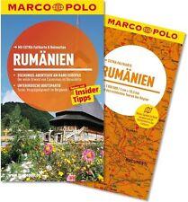 !! Rumänien 2014 Bukarest UNGELESEN Reiseführer mit Karte Marco Polo