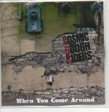 (M583) Cosmic Rough Riders, When You Come Around- DJ CD