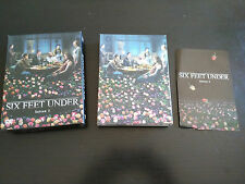 SIX FEET UNDER COMPLETE SAISON 3 DELUXE BOX EDITION 5 DVD ENGLISH FRANCAIS