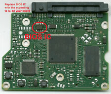 Seagate Hard Drive Disk HDD ST1500DL002 ST2000DL003 PCB 100617465 Rev-A