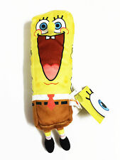 Spongebob Squarepants Yellow Plush Pencil Bag Pouch Case #021