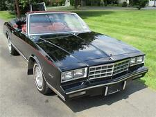 Chevrolet: Monte Carlo 2dr Coupe Sp