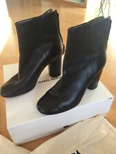 Isabel Marant Alona Bootsy Ankle Boots schwarz, TOP, Gr. 40 NP 690 € wie neu