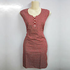 Size-M-bust-39, Checkered print kurti, Summer wear 100%Cotton ( SKU-JK93006)