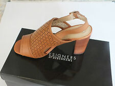 Sandals - Open Toe High Heel  - Woman's - Tan   £65.00   New   Free P & P