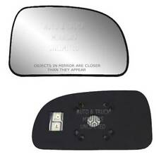 NEW Mirror Glass WITH BACKING HEATED GMC CHEVROLET SUV Passenger Right Side