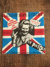 THE EX PISTOLS - LAND OF HOPE & GLORY - PUNK,PUNK - DAVE GOODMAN!!!