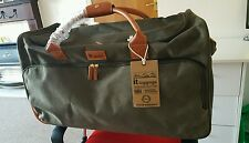 IT NEVADA TROLLEY BAG HOLDALL, TRAVEL LUGGAGE TELESCOPIC HANDLE, OLIVE RRP £129