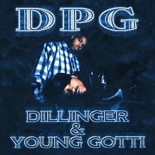 Dillinger & Young Gotti - Tha Dogg Pound / Young Gotti / Daz Dil (2014, CD NEUF)
