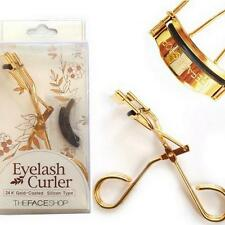 THE FACESHOP Handle Eye Curling Eyelash Curler Clip Beauty Makeup Tool