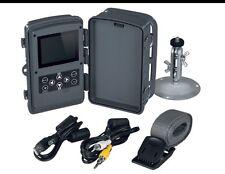 Game Surveillance Camera 12 MP HD video resolution 1920 x 1080 px 4 GB MicroSDHC