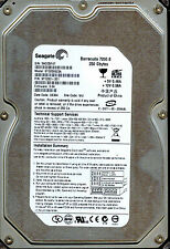 SEAGATE IDE 250GB  ST3250823A   9Y7283-301  3.06   SITE CODE: WU   5ND