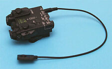 G&P Dual Laser Destinator and Illuminator Black For Airsoft Toys (GP959)