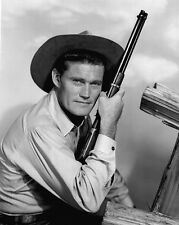 CHUCK CONNORS THE RIFLEMAN 8X10 GLOSSY PHOTO PICTURE