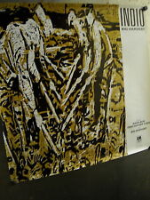 INDIO 1989 Rare Large BIG HARVEST Promo Poster in supermint condition