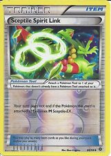 POKEMON CARD XY ANCIENT ORIGINS - SCEPTILE SPIRIT LINK 80/98 REV HOLO