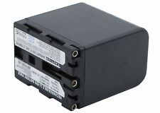 Li-ion Battery for Sony DCR-DVD201 DCR-TRV230E CCD-TRV116 DCR-TRV460E DCR-TRV340