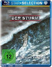 DER STURM (George Clooney, Mark Wahlberg) Blu-ray Disc NEU+OVP