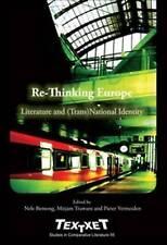 Ripensamento dell' Europa: letteratura e (doc. TRANS) dell' identità nazionale. (textxet: studi