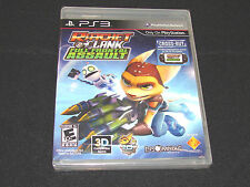 Ratchet & Clank: Full Frontal Assault (Sony PlayStation 3, PS3)  **NEW**
