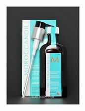 Moroccanoil Treatment Light With Pump 4.23 oz For All hair Type, Authentic