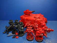 Razorback + 11 Marines der Space Marines