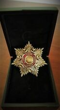 TURKEY TURKISH OTTOMAN REPRODUCTION ORDER of MEDJIDIE BREAST STAR LOOK DETAILS !