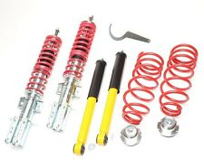 TA TECHNIX COILOVERS VOLVO 850 LS, LW + S70 + V70 L, G, adjustable suspension