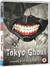 TOKYO GHOUL SEASON 1 - DVD COLLECTION - NEW DVD