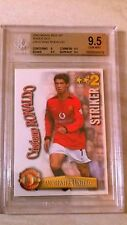 Cristiano Ronaldo ROOKIE Card - Magic Box International Shoot 2003-04 - BGS 9.5