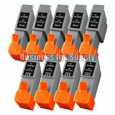 9 PACKInk BCI 24 CANON MP360 MP370 MP390 PIXMA iP1500