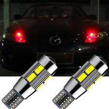 T10 501 194 W5W 5630 LED 6/10 SMD Car Side Wedge Bulb Parking Light 4 Colors