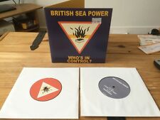 "British Sea Power - Who's In Control 7"" Double Vinyl"