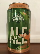 Summit Brewing Summer Ale St Paul Minnesota 12oz Beer Can