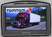 TomTom GO 630 Truck Lorry Bus Semi GPS Navigation 2017 All Europe Maps Ver. 980