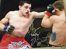 "Ryan Benoit ""Baby Face"" MMA UFC Autograph 16x20 figh Signed Picture Photo Boxing"