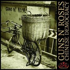 GUNS N' ROSES - Chinese Democracy CD