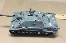 German Jagdpanther Tank With 1 Man, Tamiya